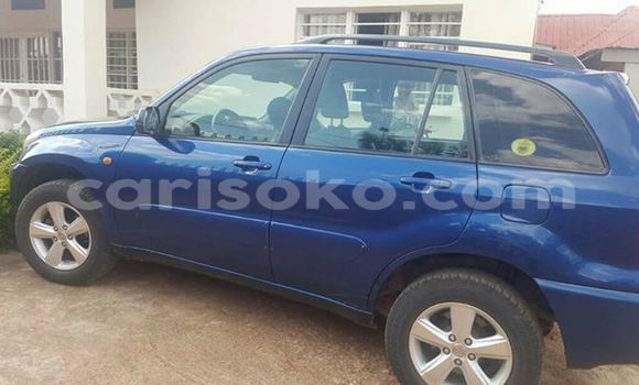 Buy Used Toyota RAV4 Blue Car in Gicumbi in Rwanda
