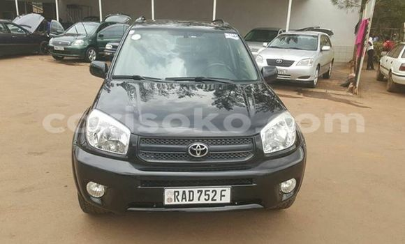 Buy Used Toyota RAV4 Black Car in Gicumbi in Rwanda