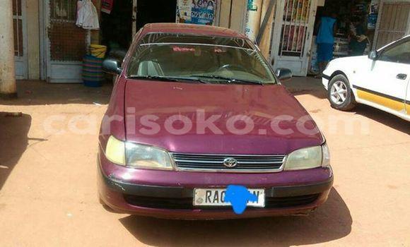 Acheter Occasions Voiture Toyota Carina Rouge à Gicumbi au Rwanda