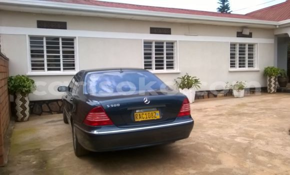 Buy Used Mercedes-Benz S–Class Black Car in Gicumbi in Rwanda