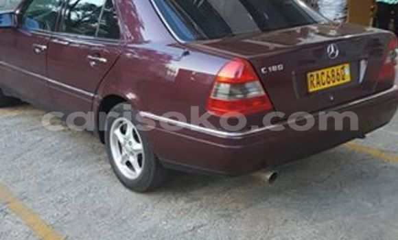 Buy Used Mercedes-Benz C–Class Red Car in Gicumbi in Rwanda