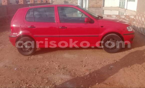 Buy Used Volkswagen Polo Red Car in Kigali in Rwanda