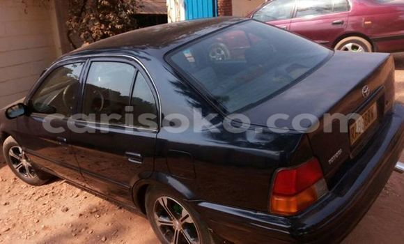 Buy Used Toyota Tercel Black Car in Gicumbi in Rwanda