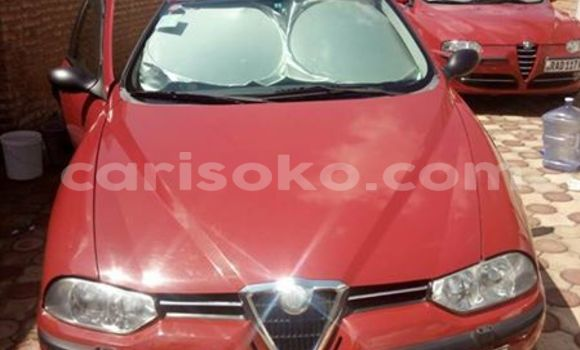 Buy Used Alfa Romeo 156 Red Car in Gicumbi in Rwanda