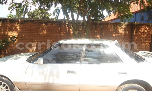 Buy Used Toyota MR2 White Car in Kigali in Rwanda