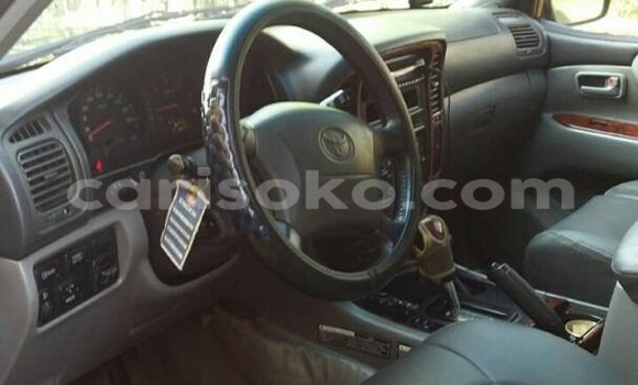 Buy Used Toyota Land Cruiser Blue Car in Gicumbi in Rwanda
