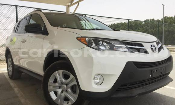 Buy Used Toyota RAV4 White Car in Gicumbi in Rwanda