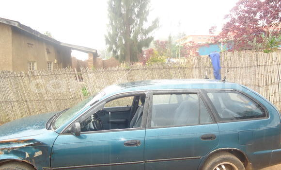 Buy Used Toyota Corolla Car in Gicumbi in Rwanda