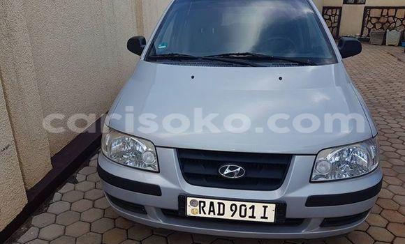 Acheter Occasion Voiture Hyundai Matrix Gris à Gicumbi au Rwanda