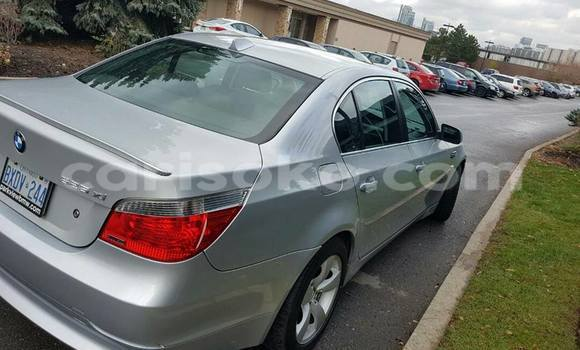Buy Used BMW 5–Series Silver Car in Gicumbi in Rwanda