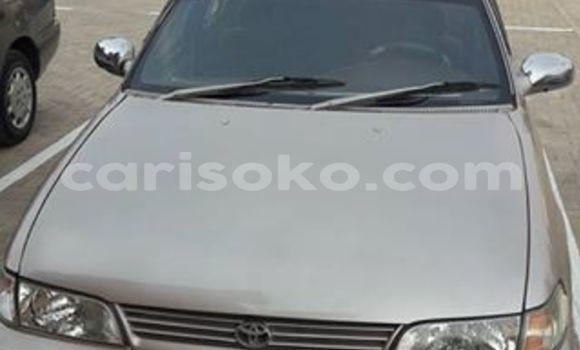 Acheter Occasion Voiture Toyota Corolla Gris à Gicumbi au Rwanda