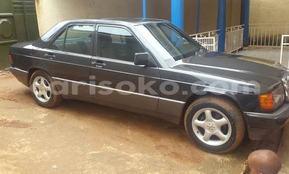 Buy Used Mercedes‒Benz E–Class Black Car in Kigali in Rwanda