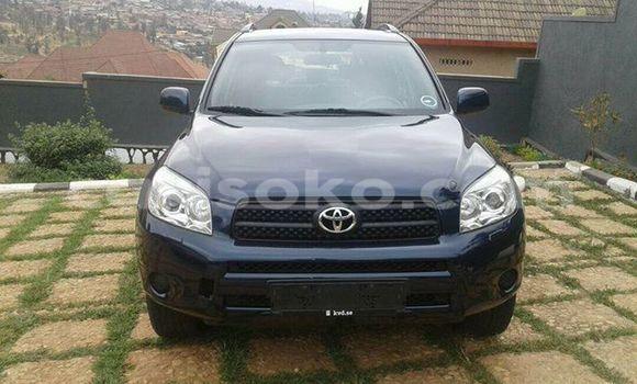 Acheter Occasion Voiture Toyota RAV4 Bleu à Gicumbi au Rwanda