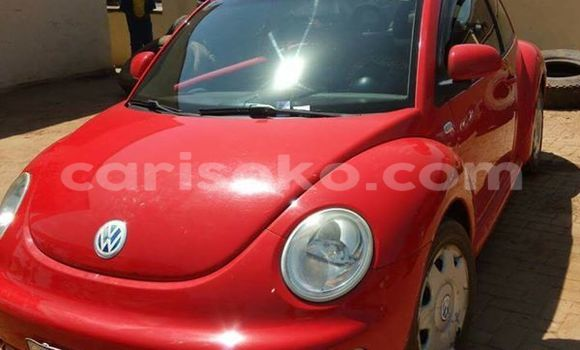Buy Used Volkswagen Beetle Red Car in Gicumbi in Rwanda