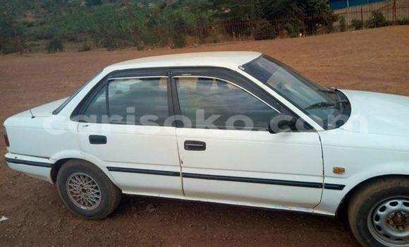 Buy Used Toyota Corolla White Car in Gicumbi in Rwanda