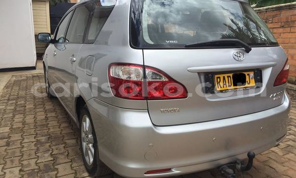 Buy Used Toyota Verso Silver Car in Gicumbi in Rwanda