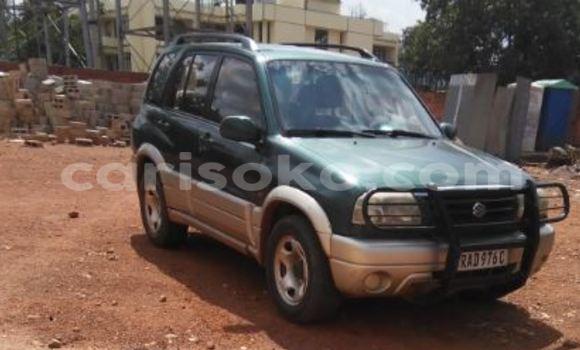 Acheter Occasion Voiture Suzuki Grand Vitara Vert à Kigali au Rwanda