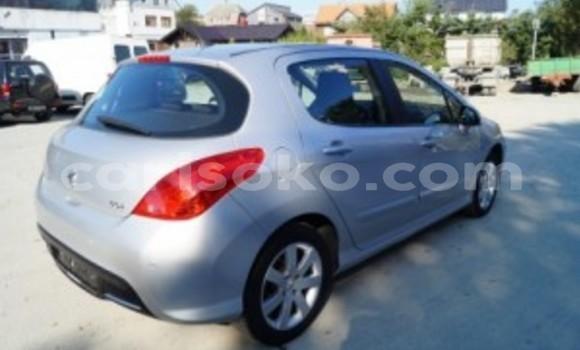 Acheter Occasion Voiture Peugeot 308 Gris à Kigali au Rwanda