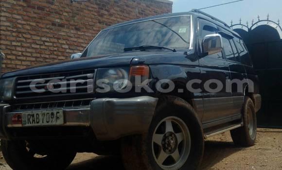 Acheter Occasion Voiture Mitsubishi RVR Noir à Kigali au Rwanda