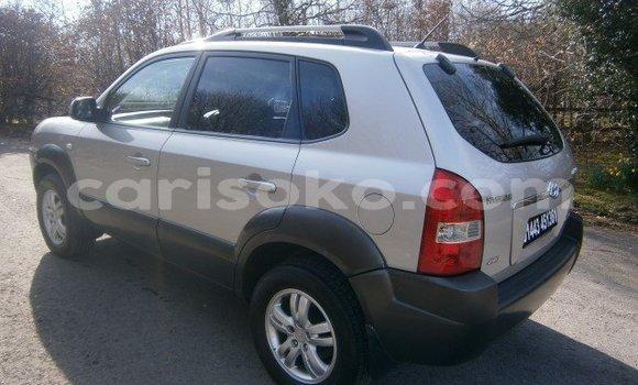 Acheter Occasion Voiture Hyundai Tucson Gris à Kigali au Rwanda