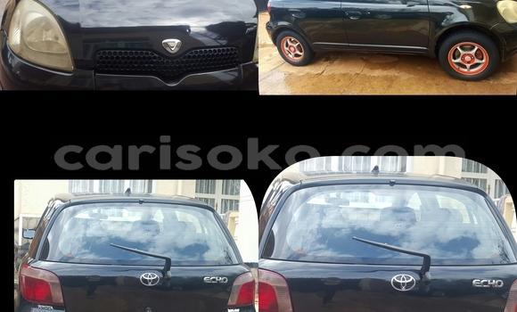 Acheter Occasion Voiture Toyota Echo Noir à Kigali au Rwanda