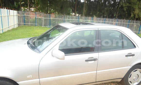 Buy Used Mercedes‒Benz 200 Silver Car in Kigali in Rwanda