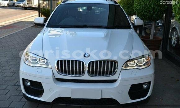 Acheter Occasion Voiture BMW X6 Blanc à Kigali au Rwanda