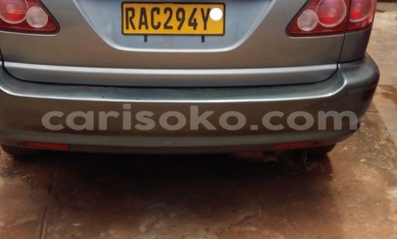 Acheter Occasions Voiture Lexus RX 300 Gris à Kigali au Rwanda