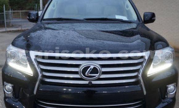 Acheter Occasion Voiture Lexus LX Noir à Kigali au Rwanda