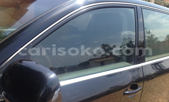 Buy Used Volkswagen Touareg Black Car in Gicumbi in Rwanda