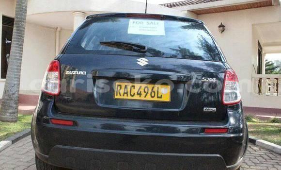 Acheter Occasion Voiture Suzuki Alto Noir à Kigali au Rwanda