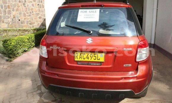 Acheter Occasion Voiture Suzuki Alto Rouge à Kigali au Rwanda