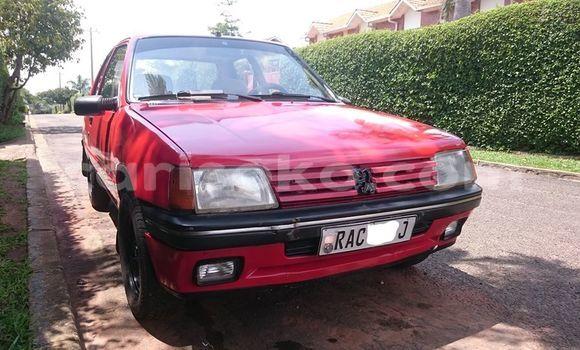 Buy Used Peugeot 206 Red Car in Kigali in Rwanda