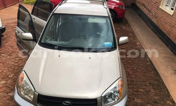Acheter Occasion Voiture Toyota RAV4 Beige à Kigali au Rwanda