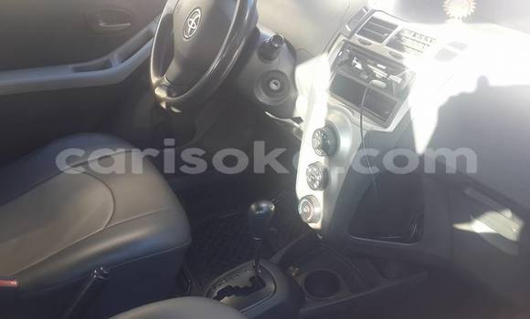 Acheter Occasions Voiture Toyota Yaris Gris à Kigali au Rwanda