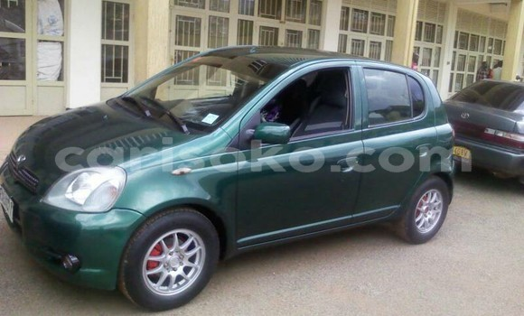 Acheter Occasion Voiture Toyota Yaris Vert à Kigali au Rwanda