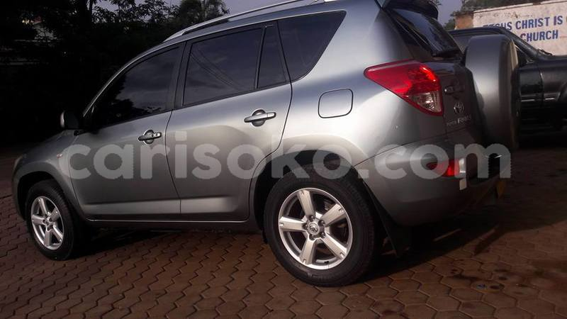 Big with watermark rav4 2007 auto negotiable 0788307109 juvens muyoboke 2