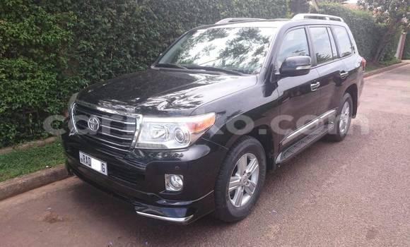 Acheter Occasion Voiture Toyota Land Cruiser Prado Noir à Kigali au Rwanda