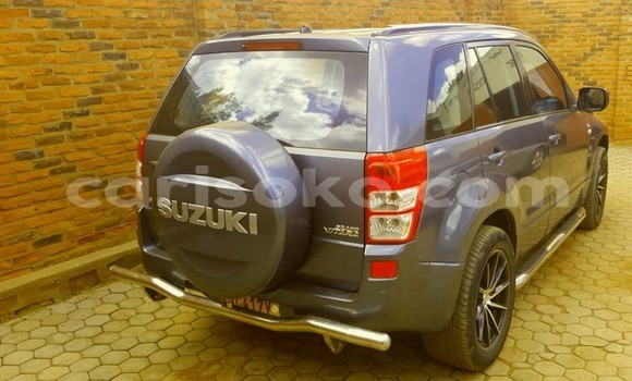 Buy Used Suzuki Grand Vitara Blue Car in Kigali in Rwanda