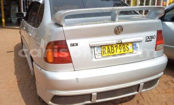 Acheter Occasion Voiture Volkswagen Polo Gris à Kigali au Rwanda