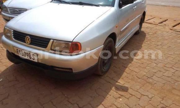 Buy Used Volkswagen Polo Silver Car in Kigali in Rwanda