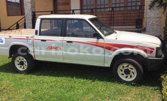 Buy Used Mazda B–series White Car in Kigali in Rwanda