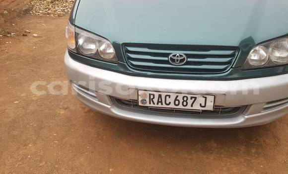 Buy Used Toyota Picnic Green Car in Kigali in Rwanda