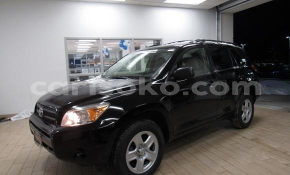 Acheter Occasion Voiture Toyota RAV4 Noir à Gicumbi au Rwanda