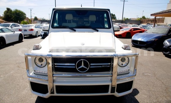 Buy Used Mercedes-Benz GL–Class White Car in Gicumbi in Rwanda
