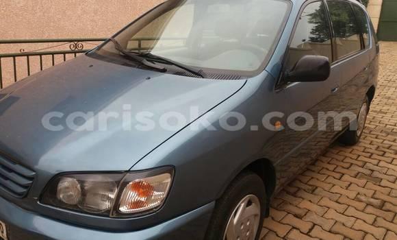 Buy Used Toyota Picnic Blue Car in Kigali in Rwanda
