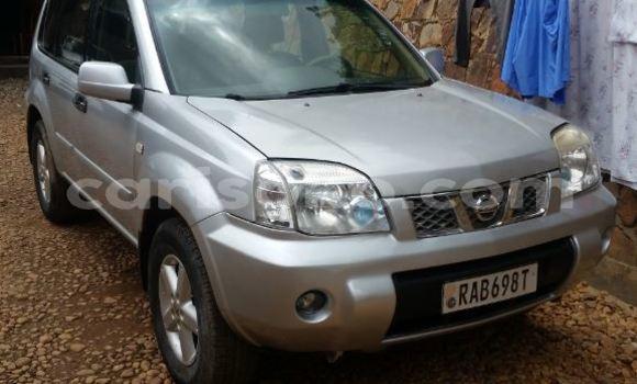 Buy Used Nissan X–Trail Silver Car in Kigali in Rwanda