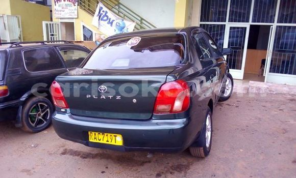 Acheter Occasions Voiture Toyota Platz Autre à Kigali au Rwanda