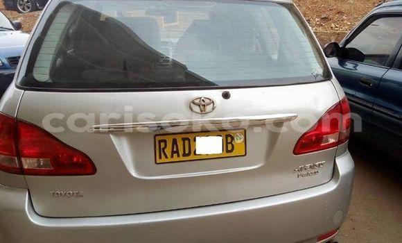 Acheter Occasion Voiture Toyota Avensis Gris à Kigali au Rwanda