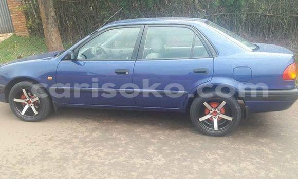 Acheter Occasion Voiture Toyota Corolla Bleu à Kigali au Rwanda